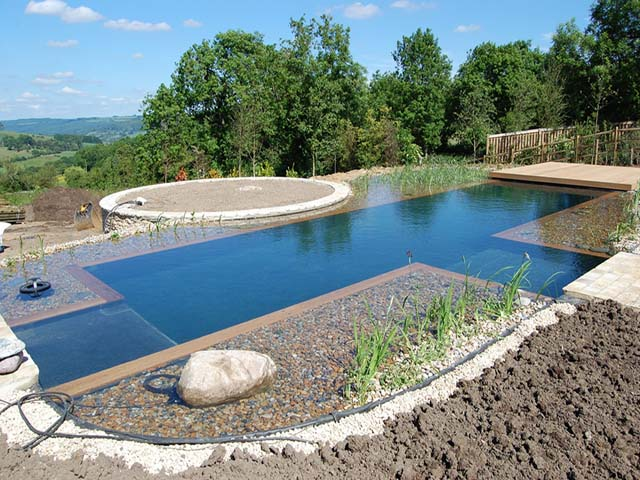 строительство прудов