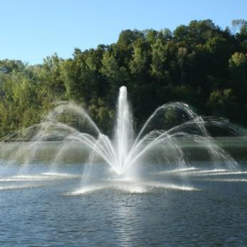 Насадка фонтанная Mahogany
