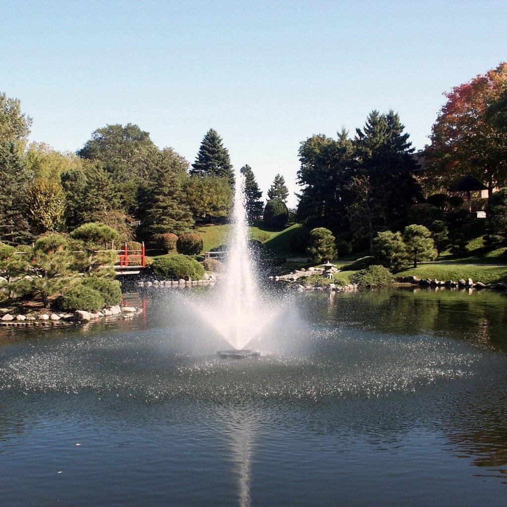 Насадка фонтанная Linden