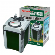 Фильтр аквариумный 502 Plus, для аквариумов 60-120л, насос 600л/ч, напор 1,2м, 15вт