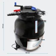Фильтр для пруда CPF-50000