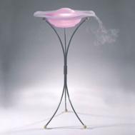 Декоративный увлажнитель воздуха FA4501, диаметр чаши 42см, высота 86см