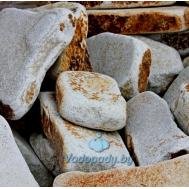 песчаник галтованный купить