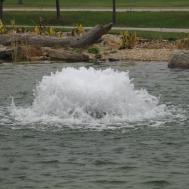 Плавающие фонтан - аэратор 4400EAF