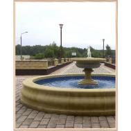 Романский фонтан