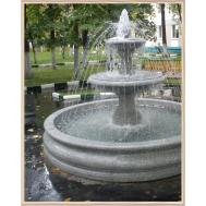 """Садовый фонтан """"Серый Кардинал"""""""
