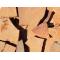 Песчаник желто-рыжий 4-5,5см