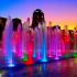 Светильник для фонтана и пруда LED HQ-SB03 DMX, 3вт, 24в, 0,5 м кабель, разноцветная, светодиодная, управляемая пультом ДУ