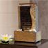Насос для фонтанчика и скульптуры HQ-AD337, 500л/ч, 0,9м напор, 5,5вт, 220в, кабель 3м