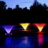 Плавающий фонтан - аэратор 3.3EVFX